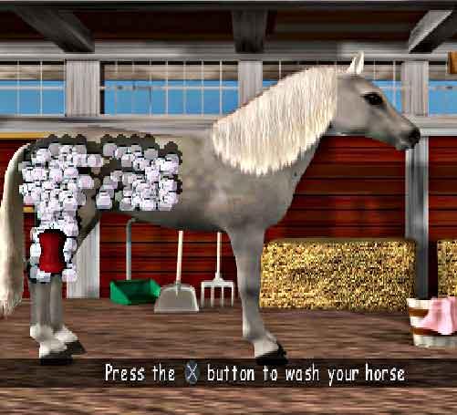 Barbie race and ride jeux de chevaux pour ps psp jeux - Barbie chevaux ...