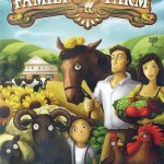 Family farm sim horse game for PC and MAC