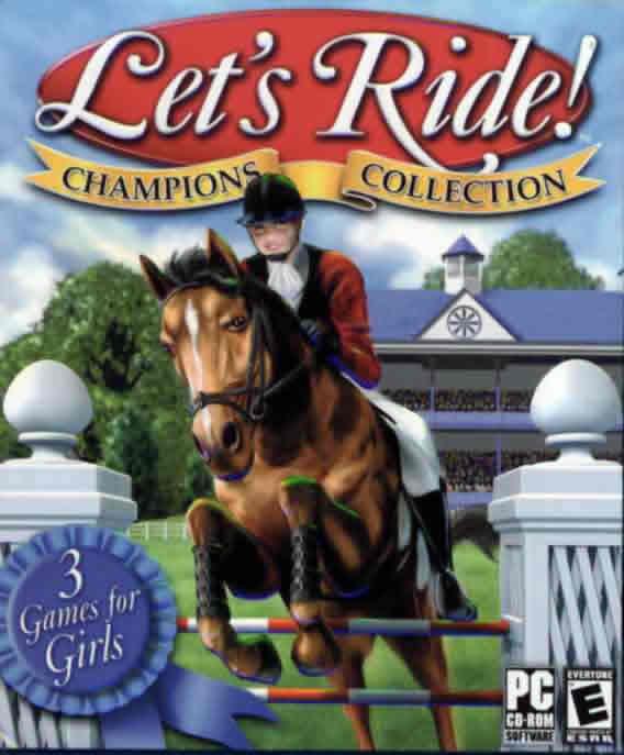 Let's Ride Champions Collection - Jeu de chevaux pour PC ...