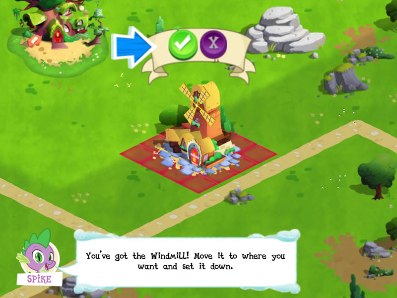 My little pony friendship is magic appli pour ipad iphone - My little pony gratuit ...