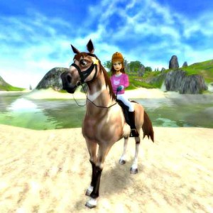Star stable horse game online