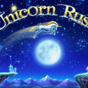 Unicorn Rush: Magic horse game for iPad/iPhone