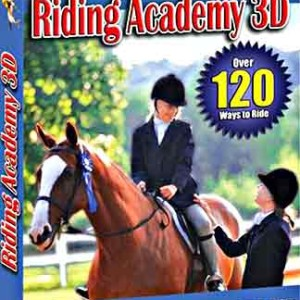 Jump and ride riding academy 3D PC game