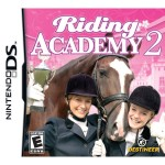Riding Academy 2 - horse game for NDS, PC, Wii